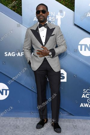 Stock Photo of Sterling K. Brown
