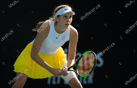 Editorial picture of Australian Open Tennis, Day Two, Melbourne Park, Australia - 21 Jan 2020