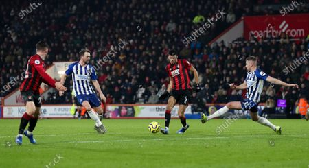 Editorial picture of Bournemouth v Brighton and Hove Albion, Premier League, Football, Vitality Stadium, Bournemouth, UK - 21 Jan 2020