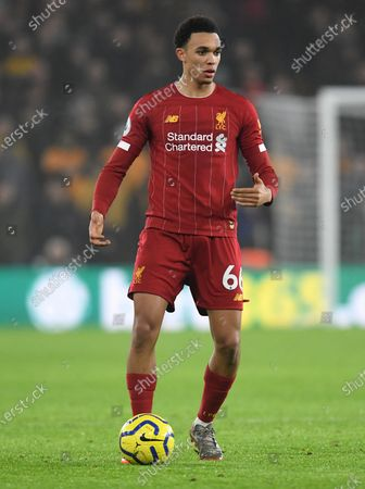 Stock Photo of Trent Alexander-Arnold of Liverpool