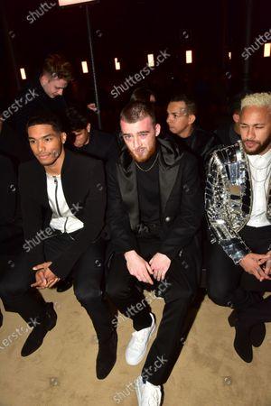 Rome Flynn, Angus Cloud, Neymar Jr