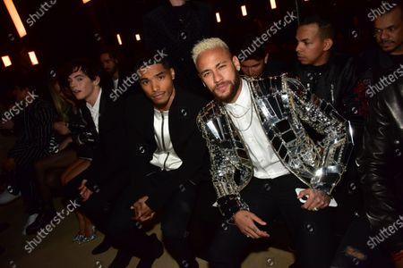 Stock Picture of Rome Flynn, Neymar Jr