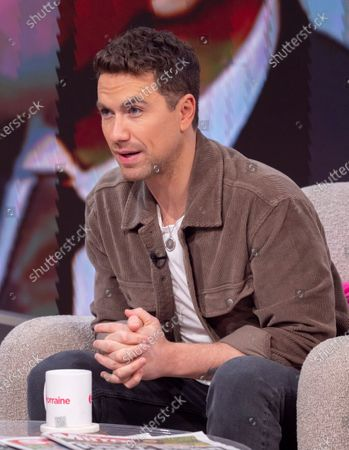 Editorial picture of 'Lorraine' TV show, London, UK - 20 Jan 2020