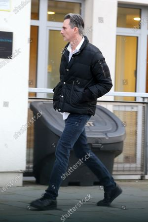 Editorial image of Caprice Bourret out and about, London, UK - 20 Jan 2020