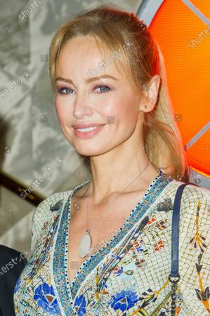 Editorial photo of Top Model International photocall, Lido Cabaret, Paris, France - 19 Jan 2020