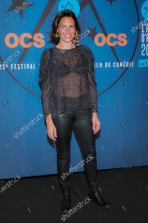 Alessandra Sublet attending 'Miss' photocall before the closing ceremony and screening