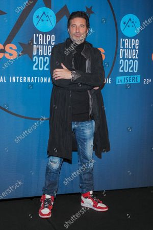 Richard Orlinski attending 'Miss' photocall before the closing ceremony and screening