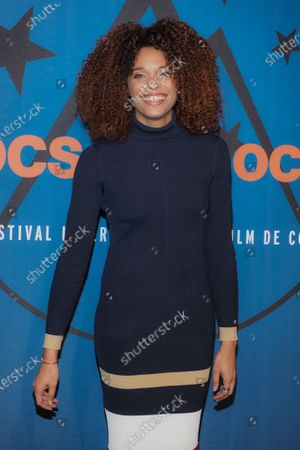 Stefi Celma attending 'Miss' photocall before the closing ceremony and screening