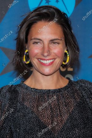 Stock Photo of Alessandra Sublet attending 'Miss' photocall before the closing ceremony and screening