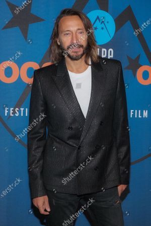 Stock Image of Bob Sinclar attending 'Miss' photocall before the closing ceremony and screening