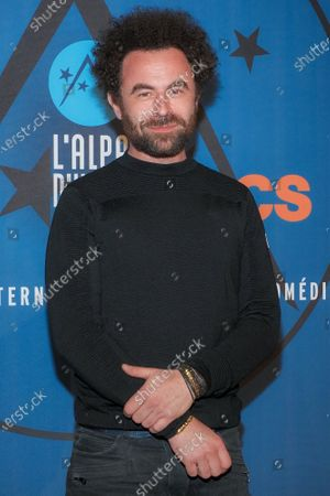 Nicolas Benamou attending 'Miss' photocall before the closing ceremony and screening