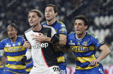 Editorial picture of Juventus v Parma, Serie A, Football, Allianz Stadium, Turin, Italy - 19 Jan 2020