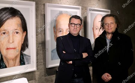 Editorial picture of Exhibition Survivors preview day in Essen, Germany - 20 Jan 2020