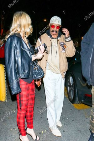 Editorial picture of Katie Cherry out and about, Los Angeles, USA - 20 Jan 2020
