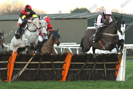 Editorial image of January Jumps Raceday, Horse Racing, Plumpton Racecourse, East Sussex, United Kingdom - 20 Jan 2020