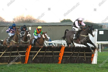 Editorial picture of January Jumps Raceday, Horse Racing, Plumpton Racecourse, East Sussex, United Kingdom - 20 Jan 2020