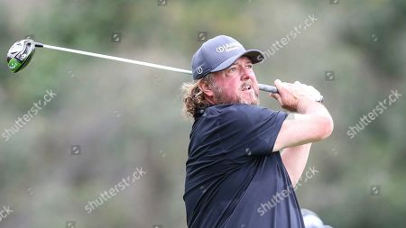 Champions LPGA Golf. Colt Ford, rapper, singer, songwriter, entrepreneur, and former professional golfer, drives from the 15th tee during the final round of the Tournament of Champions LPGA golf tournament, in Lake Buena Vista, Fla