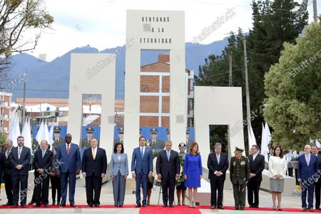 Editorial image of 3rd Hemispheric Ministerial Conference to Combat Terrorism in Bogota, Colombia - 20 Jan 2020