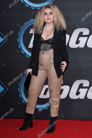 Stock Picture of Tallia Storm