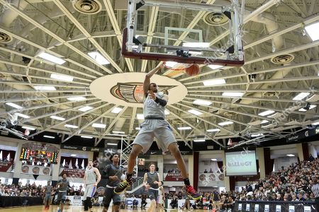 Editorial image of 2020 Hoophall Classic, Springfield, USA - 20 Jan 2020