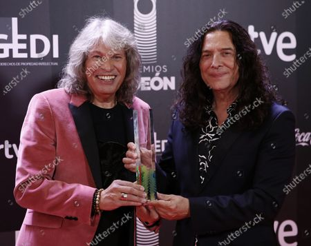 Editorial picture of Odeon Music Awards Gala in Madrid, Spain - 20 Jan 2020