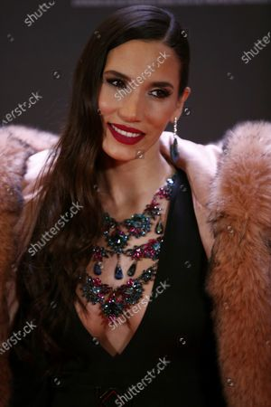 Editorial image of Odeon Music Awards Gala in Madrid, Spain - 20 Jan 2020