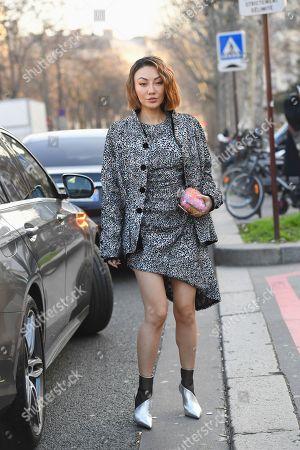 Stock Photo of Jessica Wang