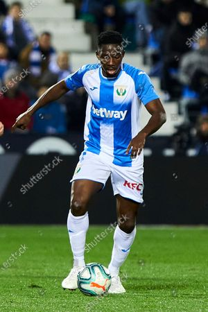 Stock Image of Kenneth Josiah Omeruo of CD Leganes
