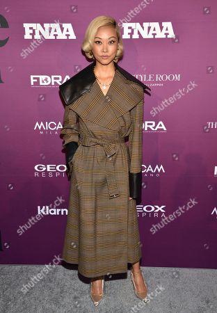 Editorial photo of 2019 FN Achievement Awards, New York, USA - 03 Dec 2019