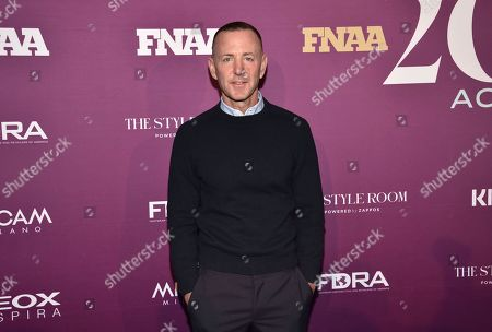 Stock Photo of Jeffrey Kalinsky attends the 2019 Footwear News Achievement Awards at the IAC Building, in New York