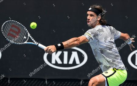Editorial picture of Australian Open Tennis, Melbourne, Australia - 21 Jan 2020