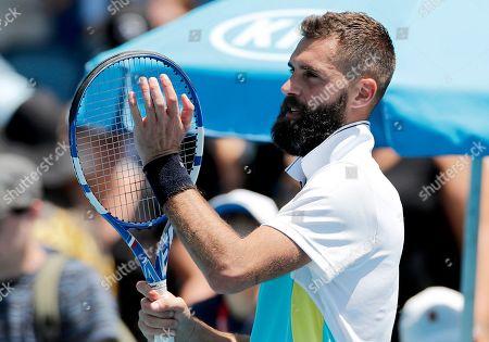 Editorial image of Australian Open Tennis, Melbourne, Australia - 21 Jan 2020