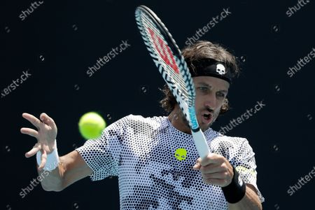 Editorial image of Tennis Australian Open 2020, Melbourne, Australia - 21 Jan 2020