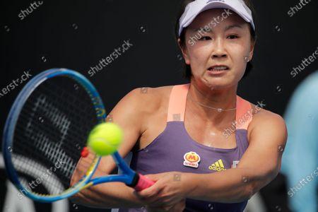 Editorial photo of Tennis Australian Open 2020, Melbourne, Australia - 21 Jan 2020