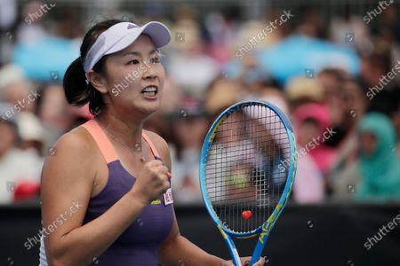 Editorial image of Tennis Australian Open 2020, Melbourne, Australia - 21 Jan 2020