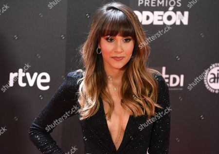 Editorial picture of Odeon Awards, Madrid, Spain - 20 Jan 2020