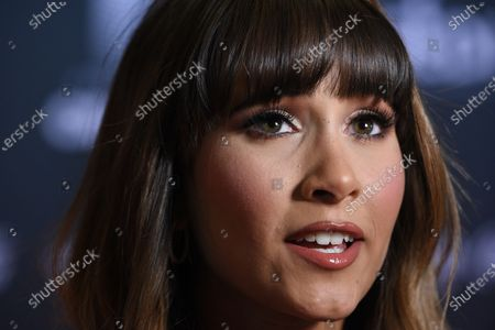 Stock Image of Aitana Ocana