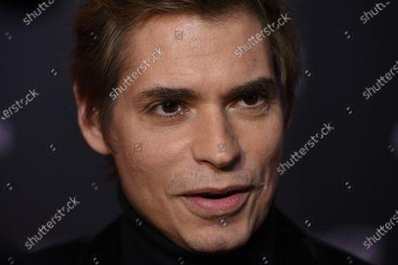 Stock Image of Carlos Baute