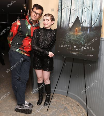 "Editorial image of New York Special Screening and Reception for ""Gretel & Hansel"", USA - 20 Jan 2020"