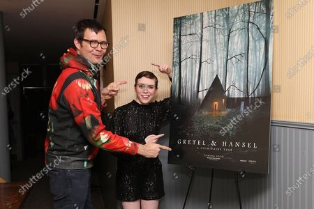 "Editorial photo of New York Special Screening and Reception for ""Gretel & Hansel"", USA - 20 Jan 2020"