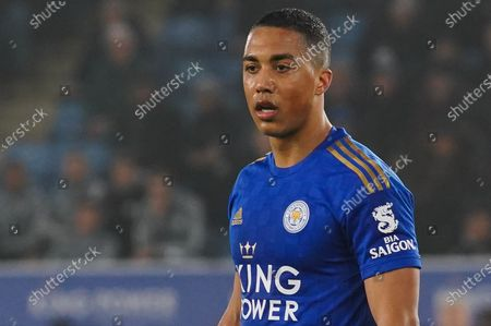 22nd January 2020, King Power Stadium, Leicester, England; Premier League, Leicester City v West Ham United : Youri Tielemans (8) of Leicester City