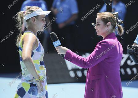 Editorial picture of Australian Open Tennis Tournament, Melbourne, Australia - 21 Jan 2020