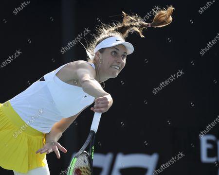 Editorial image of Australian Open Tennis Tournament, Melbourne, Australia - 21 Jan 2020