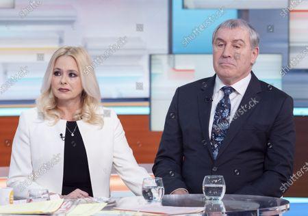 Editorial photo of 'Good Morning Britain' TV show, London, UK - 21 Jan 2020