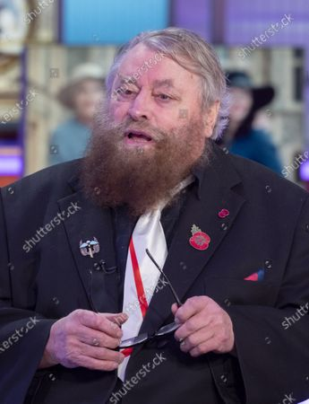 Editorial image of 'Good Morning Britain' TV show, London, UK - 21 Jan 2020