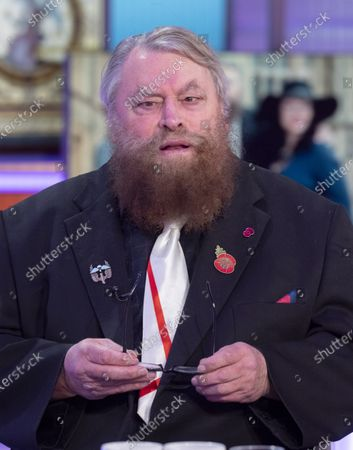 Stock Picture of Brian Blessed