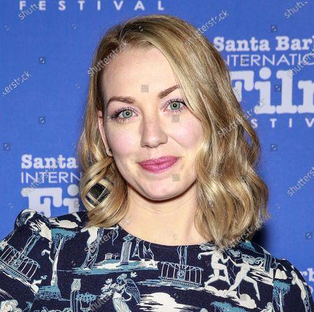 Editorial image of Montecito Award, Arrivals, Santa Barbara International Film Festival, USA - 20 Jan 2020