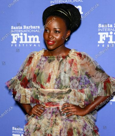Stock Picture of Lupita Nyong'o