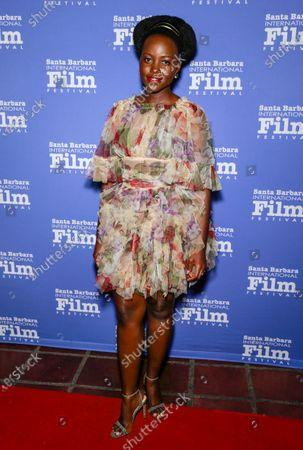 Editorial picture of Montecito Award, Arrivals, Santa Barbara International Film Festival, USA - 20 Jan 2020