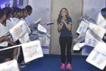 Editorial picture of Tata Mumbai Marathon event, India - 16 Jan 2020